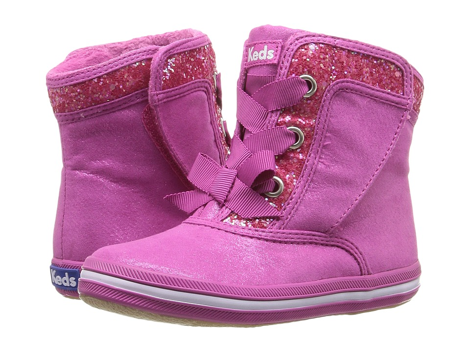 Keds Kids - Maisie Boot (Pink) Girls Shoes