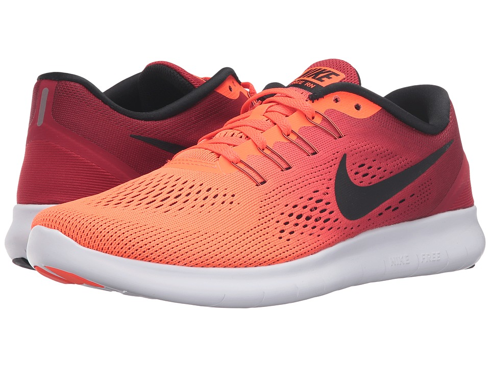 Nike - Free RN (Total Crimson/Black/Gym Red/White) Women's Running Shoes