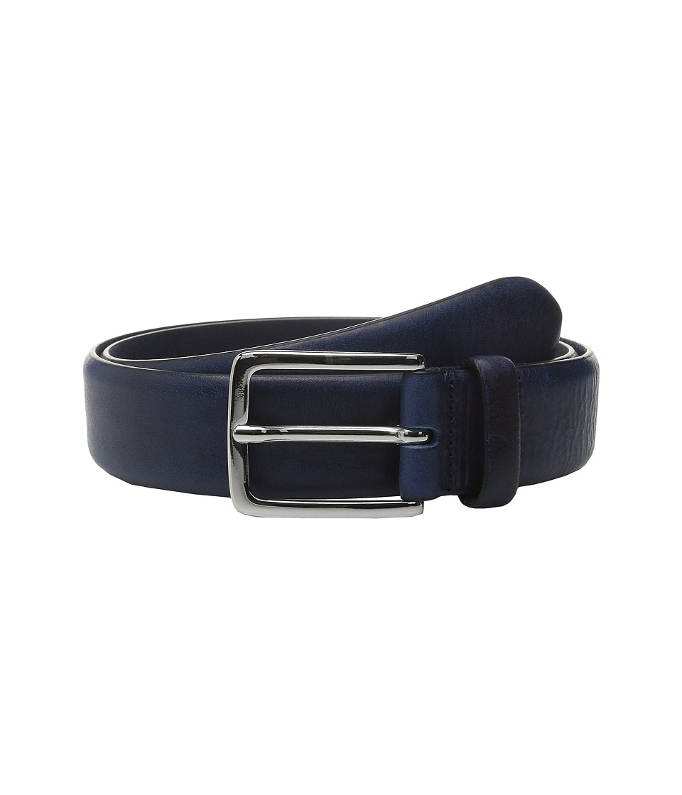 Trafalgar - Angelo (Navy) Men's Belts
