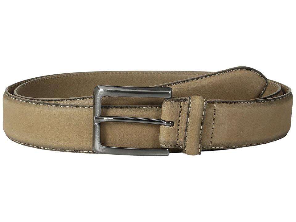 Trafalgar - Brenner (Sand) Men's Belts