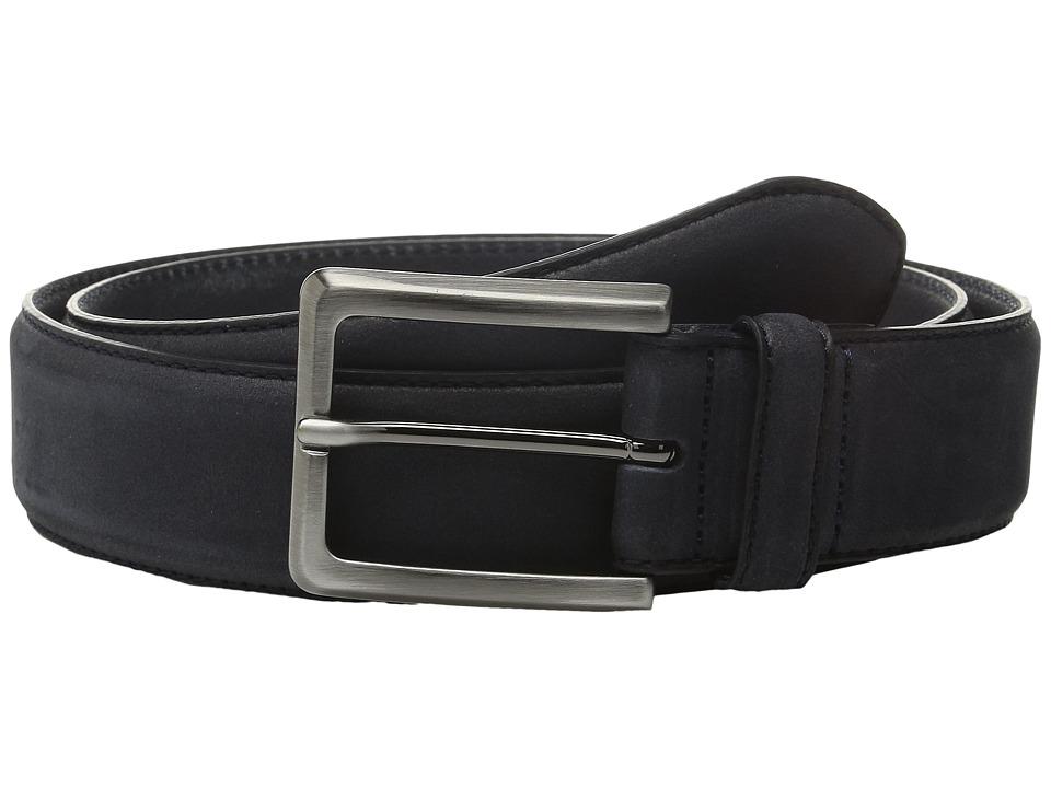 Trafalgar - Brenner (Navy) Men's Belts