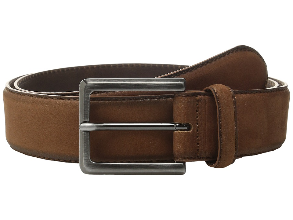 Trafalgar - Brenner (Tan) Men's Belts