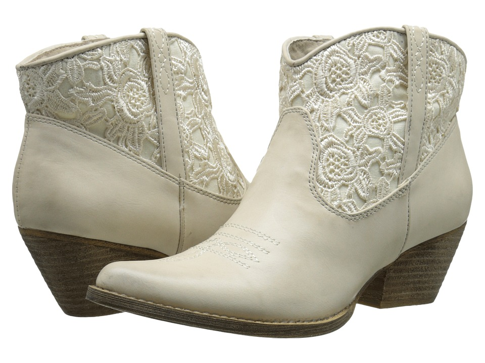 VOLATILE - Libbylou (Beige) Women's Pull-on Boots
