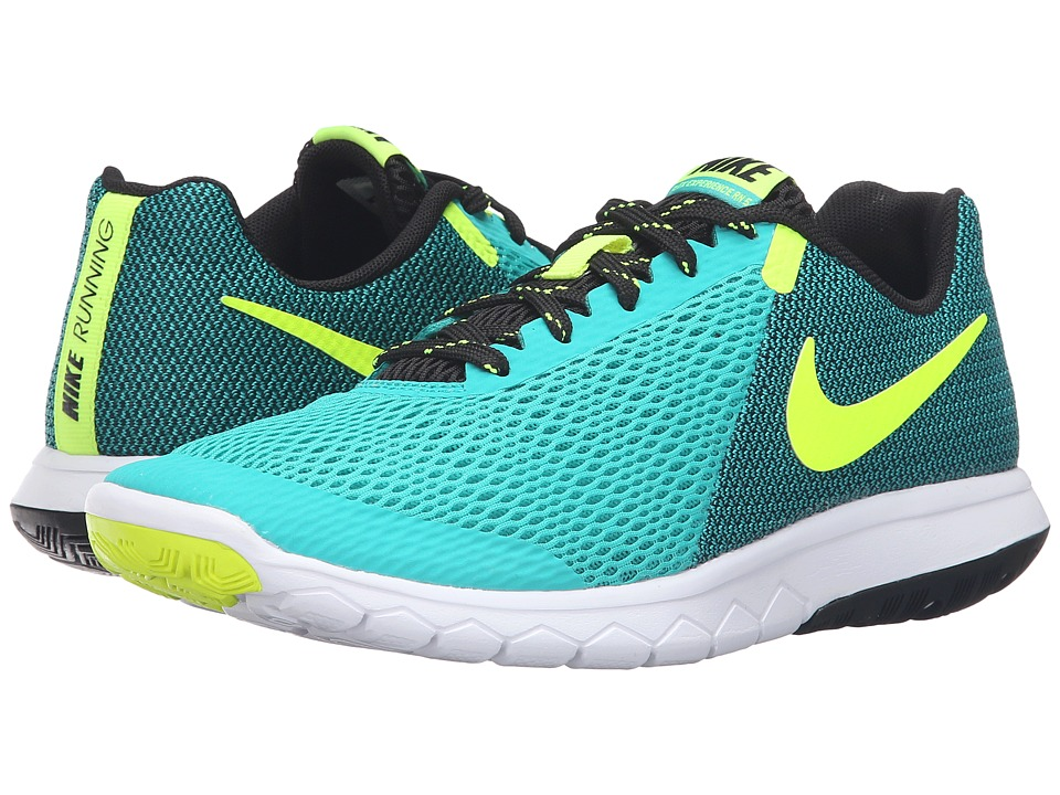 Nike - Flex Experience RN 5 (Clear Jade/Volt/Black/White) Women's Running Shoes