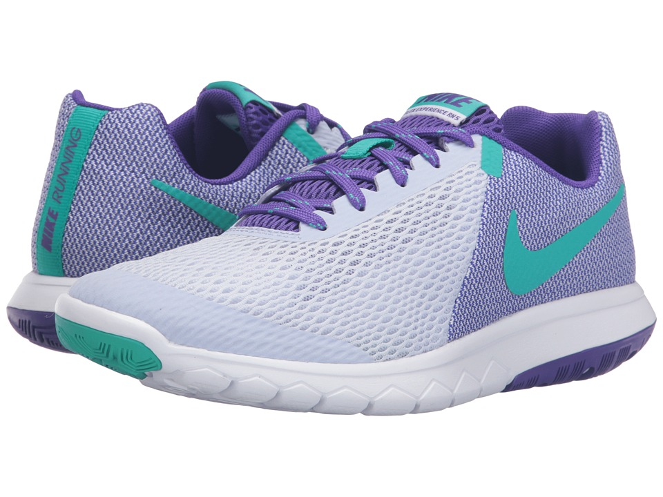 Nike - Flex Experience RN 5 (Palest Purple/Clear Jade/Fierce Purple/White) Women's Running Shoes