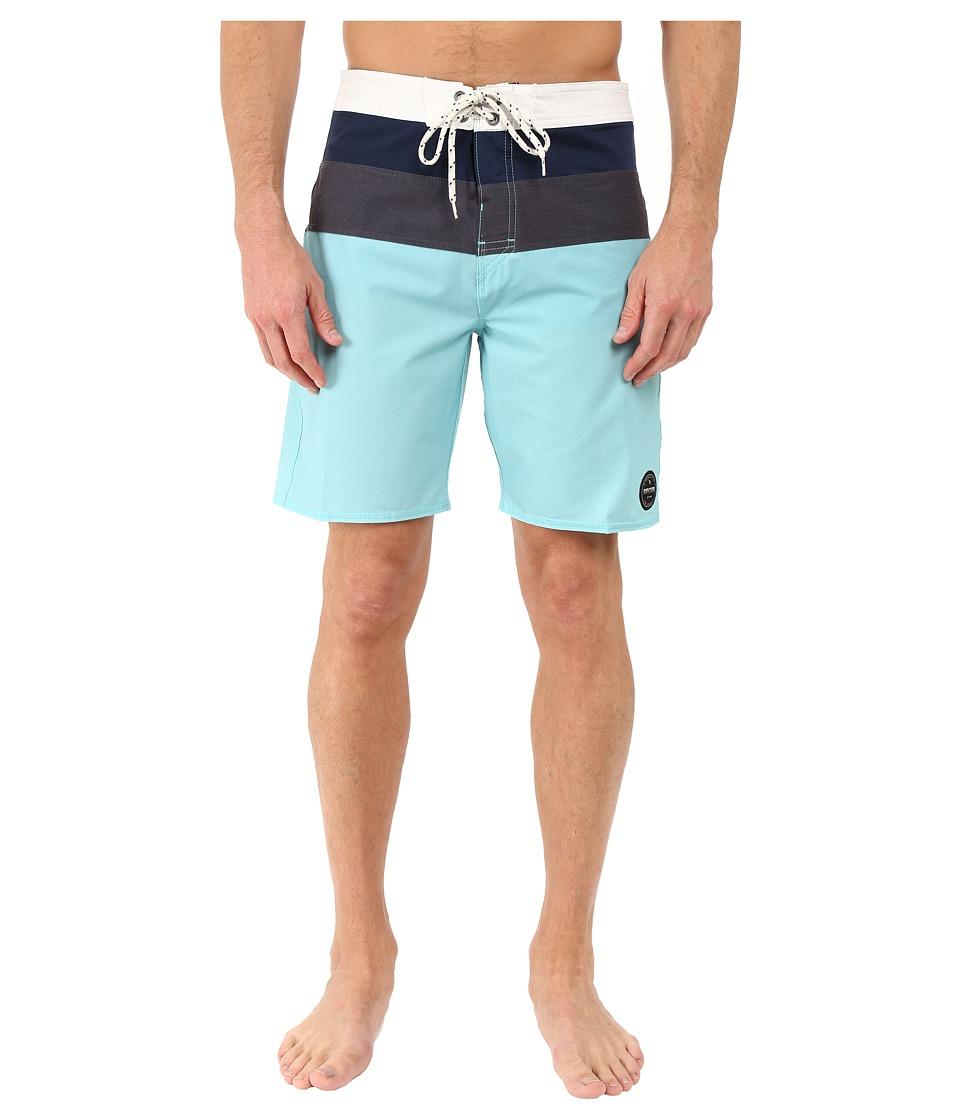 Rip Curl - Conway Boardshorts (Aqua) Men's Swimwear