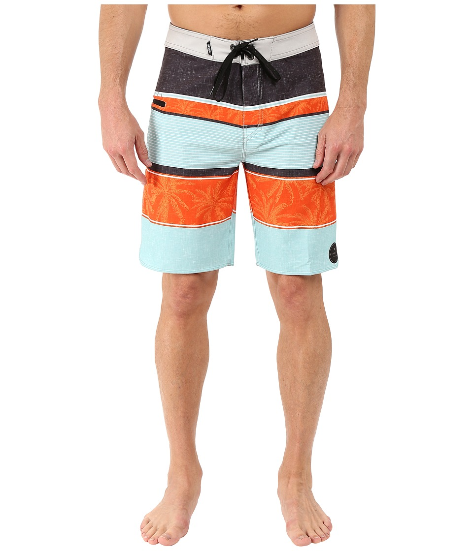 Rip Curl - Mirage Tides Boardshorts (Orange) Men's Swimwear