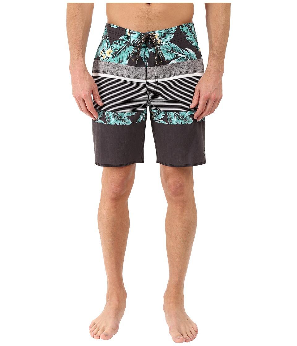 Rip Curl - Rapture Filler Boardshorts (Black) Men's Swimwear