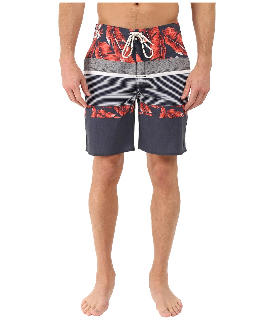 Rip Curl - Rapture Filler Boardshorts (Blue) Men's Swimwear