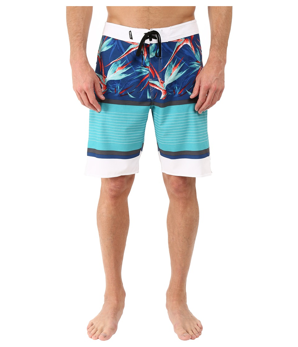 Rip Curl - Mirage Aggrohaven Boardshorts (Navy) Men's Swimwear
