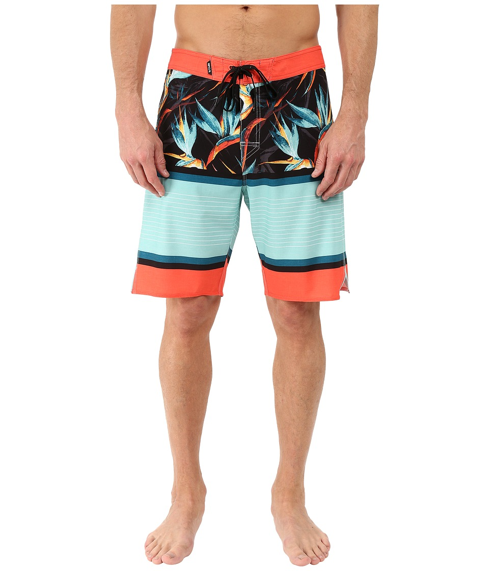 Rip Curl - Mirage Aggrohaven Boardshorts (Teal) Men's Swimwear