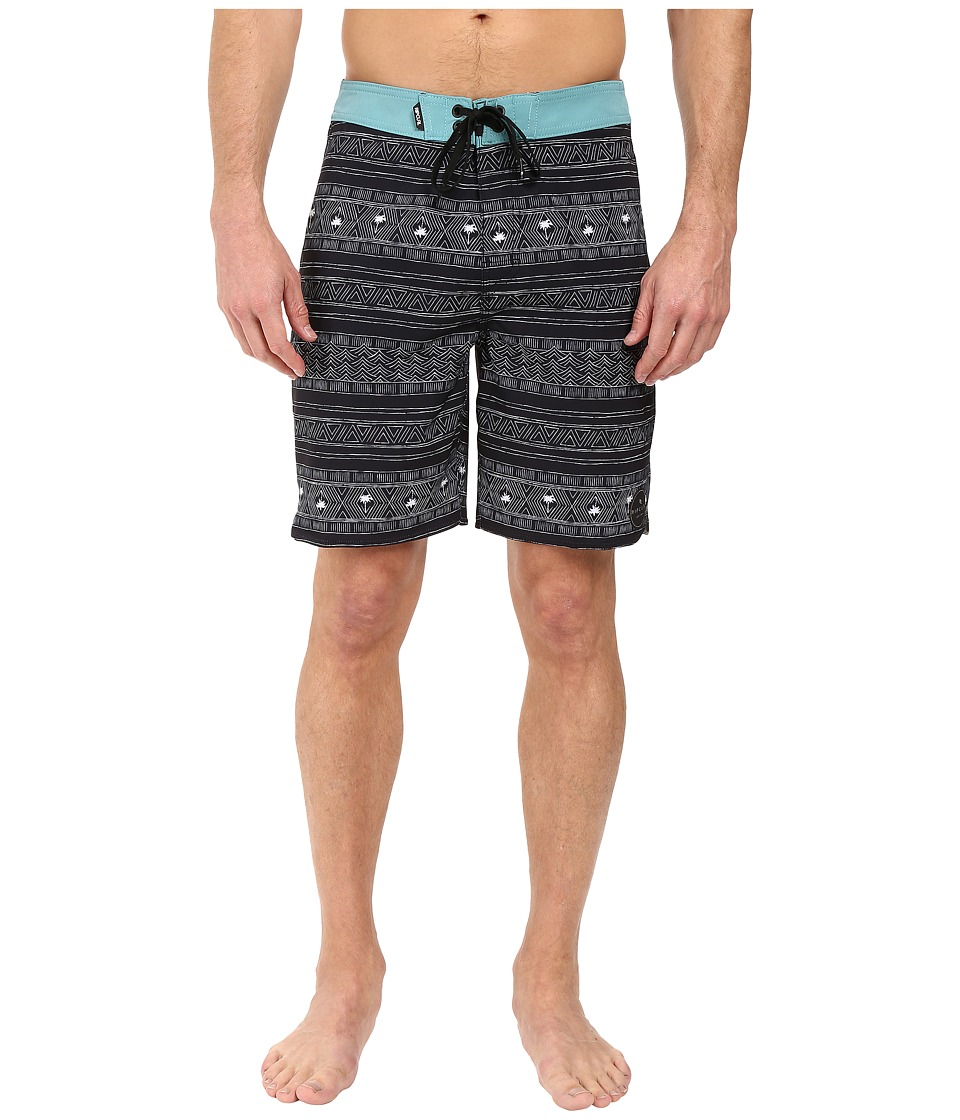 Rip Curl Mirage Cabana Boardshorts (Black) Men