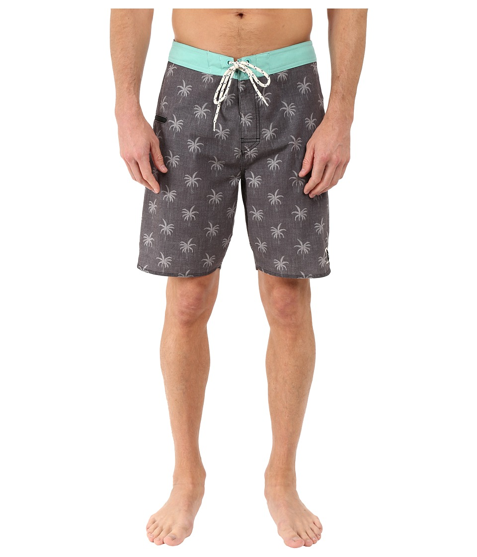 Rip Curl - Refuge Boardshorts (Black) Men's Swimwear