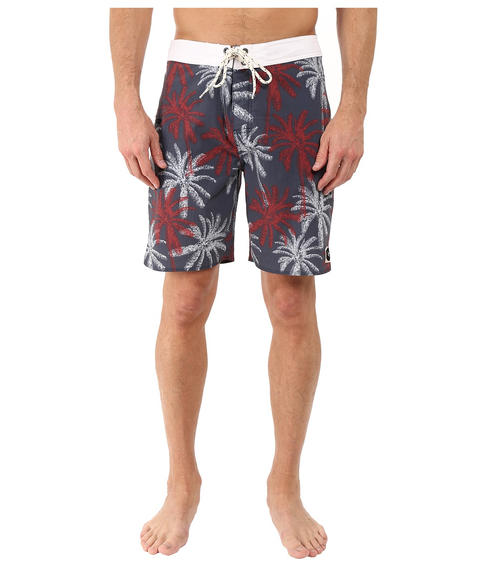 Rip Curl - Refuge Boardshorts (Navy) Men's Swimwear