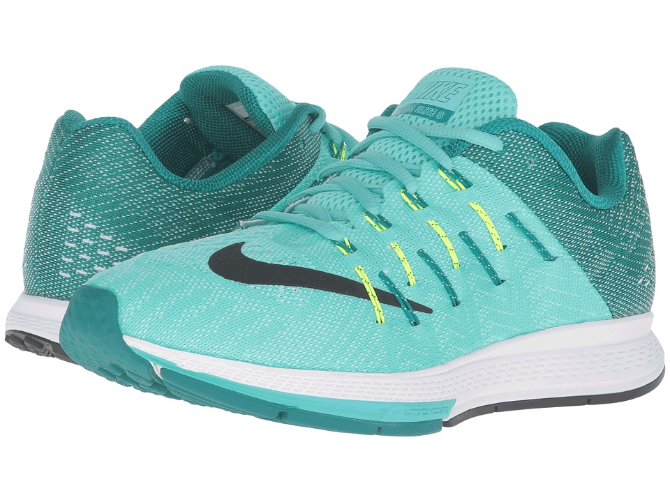 Nike - Air Zoom Elite 8 (Hyper Turquoise/Black/Rio Teal/Volt) Women's Running Shoes