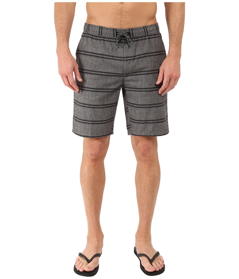 Rip Curl - Shipwreck Walkshorts (Black) Men's Shorts