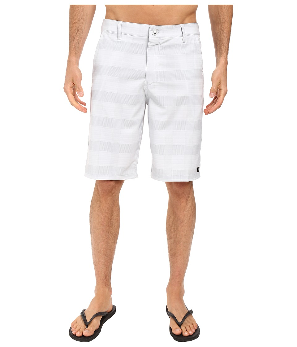 Rip Curl - Mirage Declassified Boardwalk (Light Grey 1) Men's Shorts