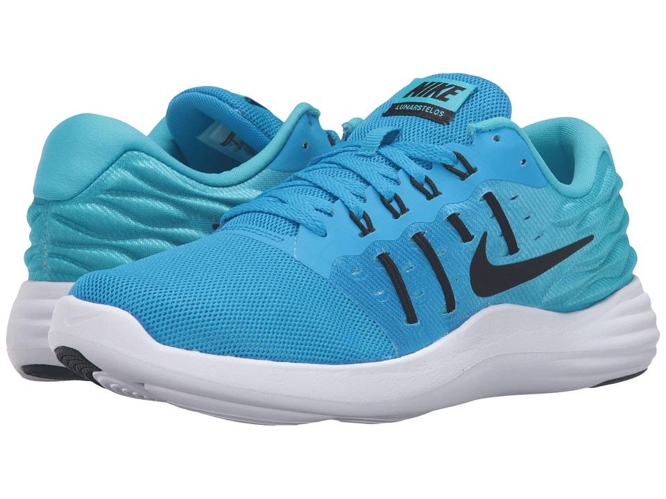 d52816a4854 ... 640135629525 product image for Nike - Lunarstelos (Blue  Glow Black Gamma Blue UPC 640135629525 product image for Nike Women s  Lunarstelos Running Shoe ...