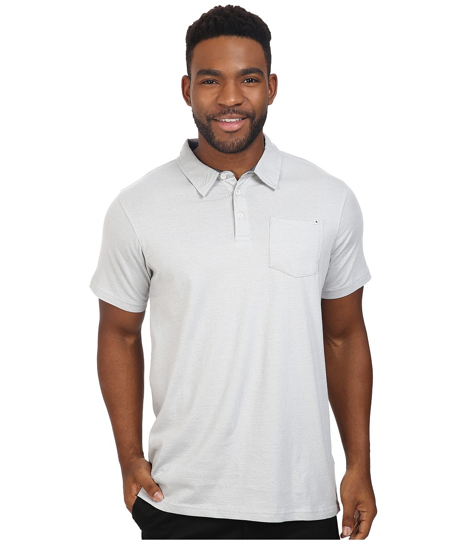 Rip Curl - Fairway Polo (Off-White) Men's Clothing