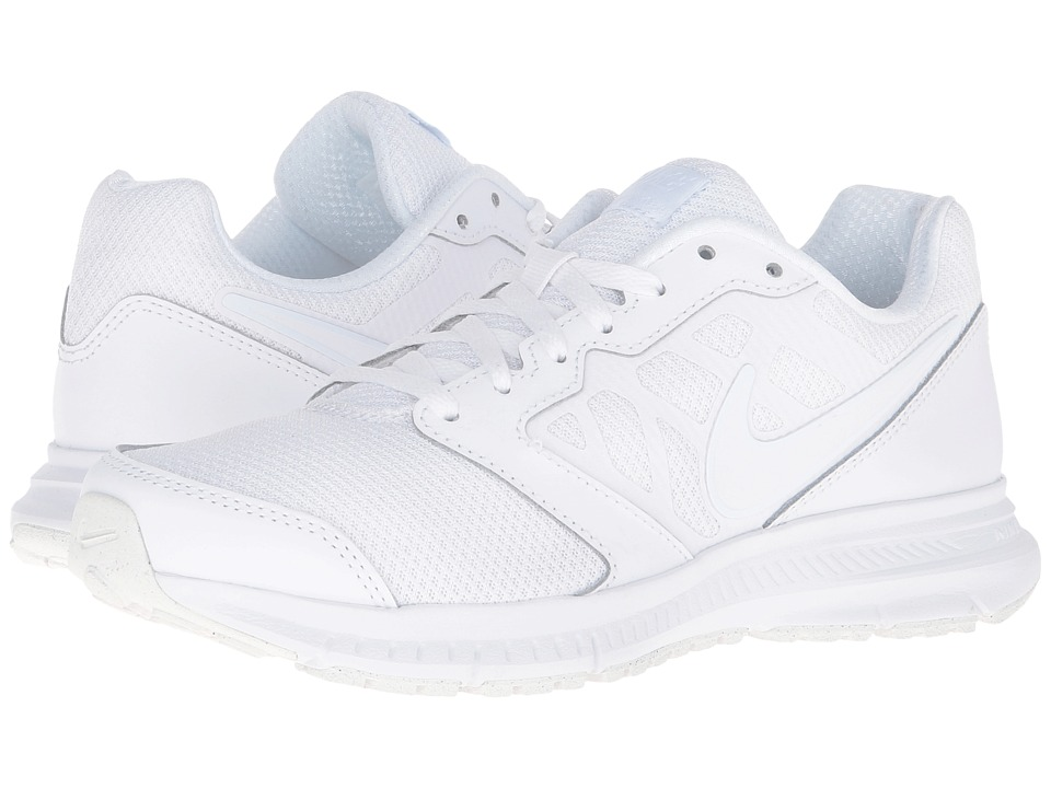 Nike - Downshifter 6 (White/White) Women's Running Shoes