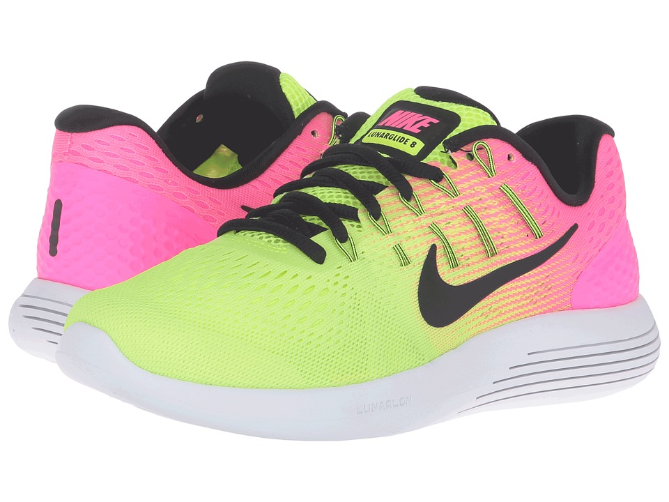Nike - Lunarglide 8 OC (Multicolor/Multicolor) Women's Running Shoes