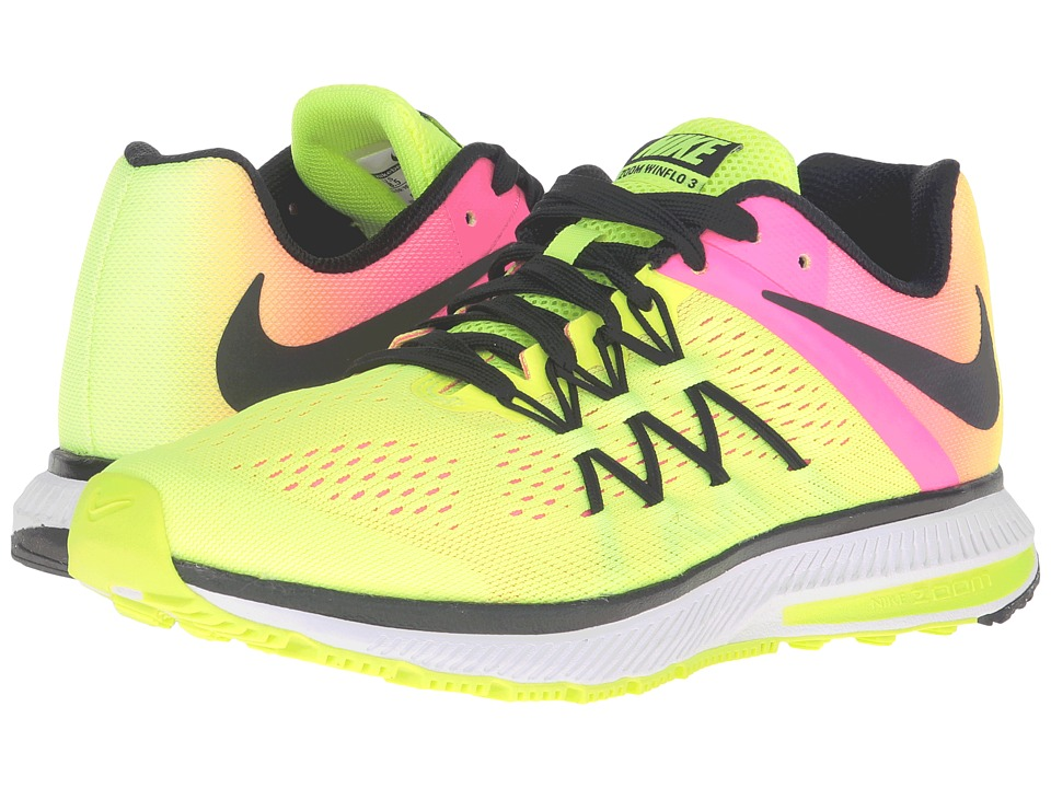 Nike - Zoom Winflo 3 OC (Multicolor/Multicolor) Women's Running Shoes