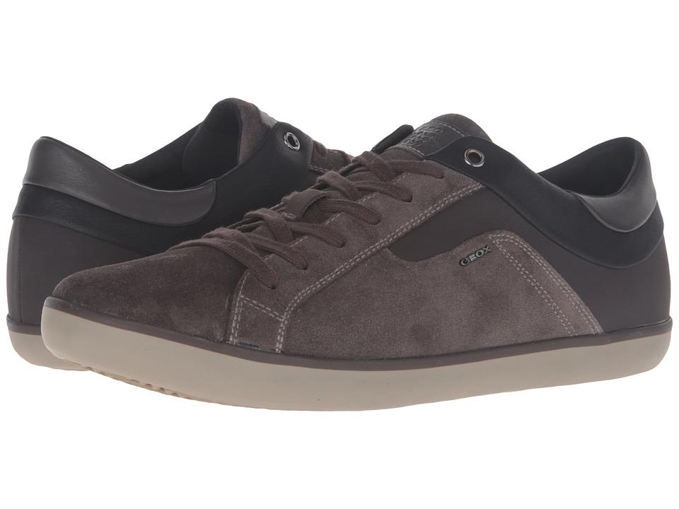 Geox - MBOX23 (Mud/Dark Coffee) Men's Shoes
