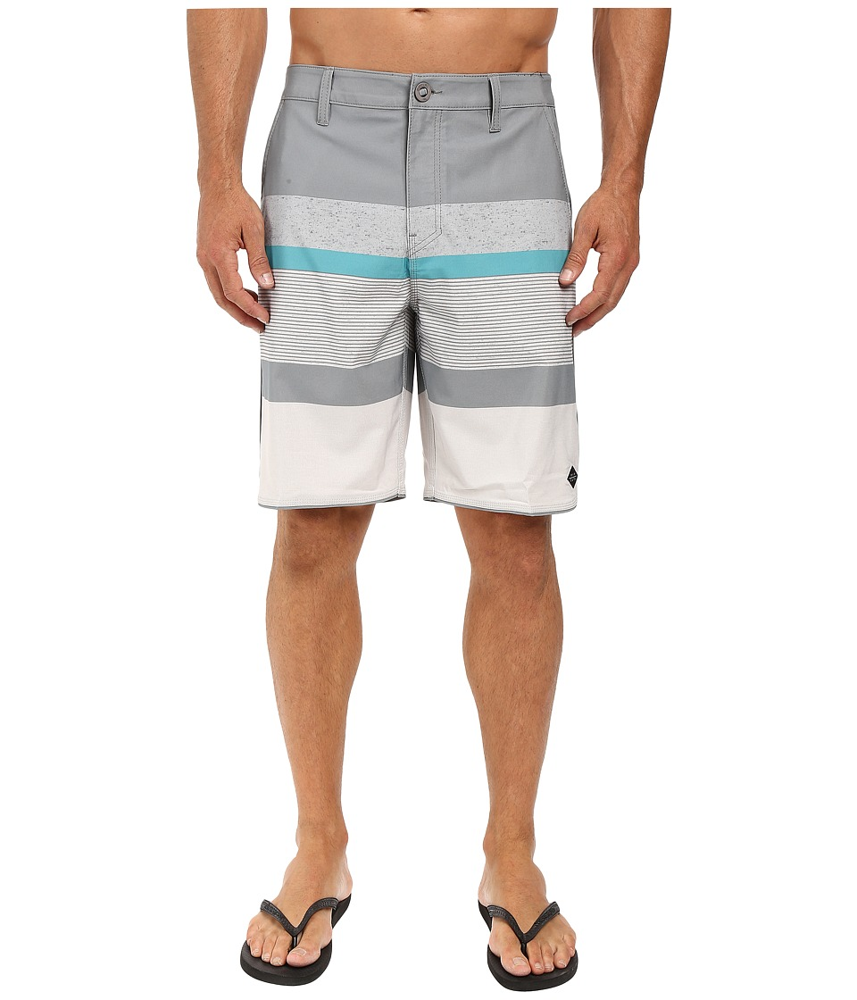 Rip Curl - Rapture Boardwalk Shorts (Grey) Men's Shorts