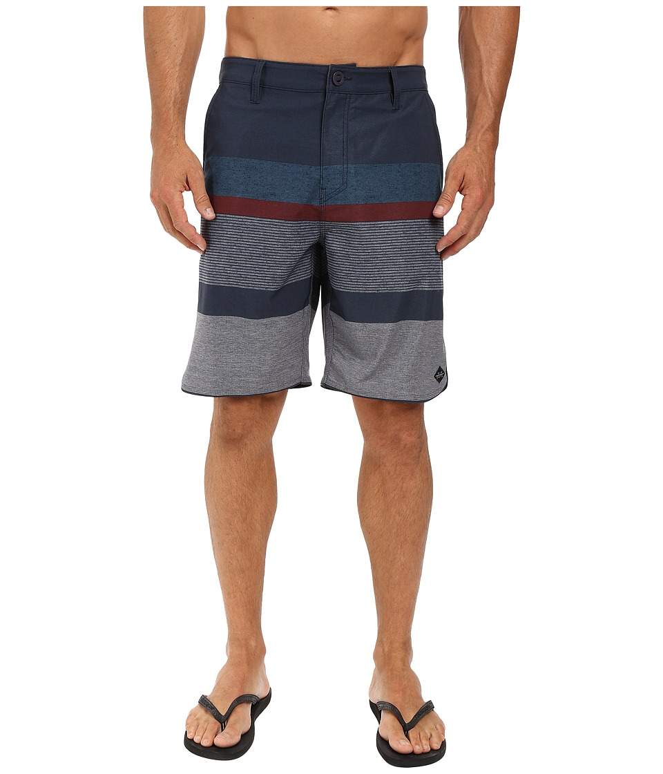 Rip Curl - Rapture Boardwalk Shorts (Navy) Men's Shorts