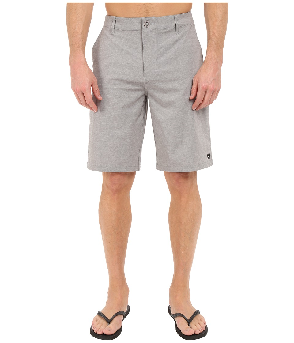 Rip Curl - Mirage Phase Boardwalk Walkshorts (Medium Grey) Men's Shorts
