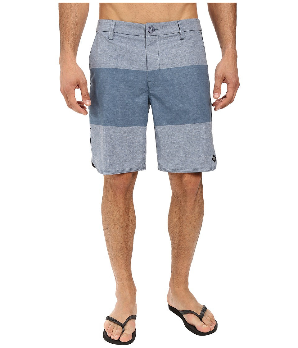 Rip Curl - Belter Boardwalk (Blue) Men's Shorts