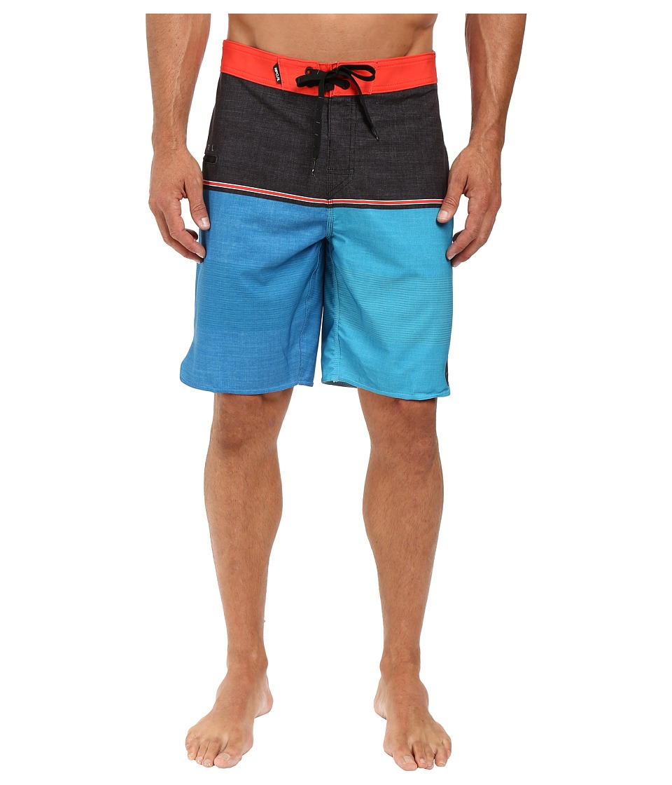 Rip Curl - Mirage Sector Boardshorts (Coral) Men's Swimwear