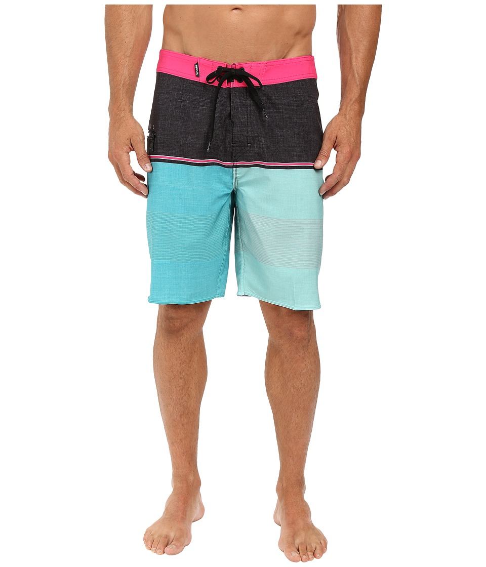 Rip Curl - Mirage Sector Boardshorts (Pink) Men's Swimwear