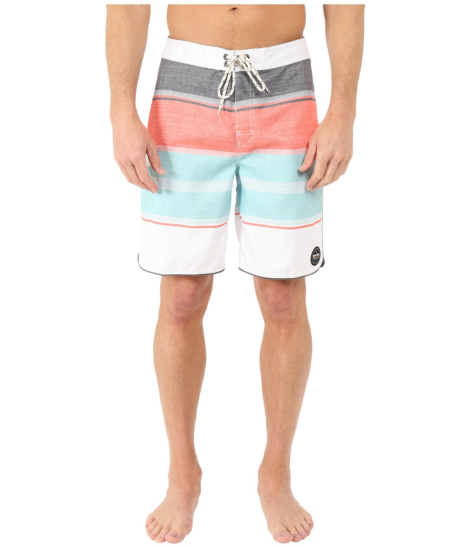 Rip Curl - All Time Boardshorts (Orange) Men's Swimwear