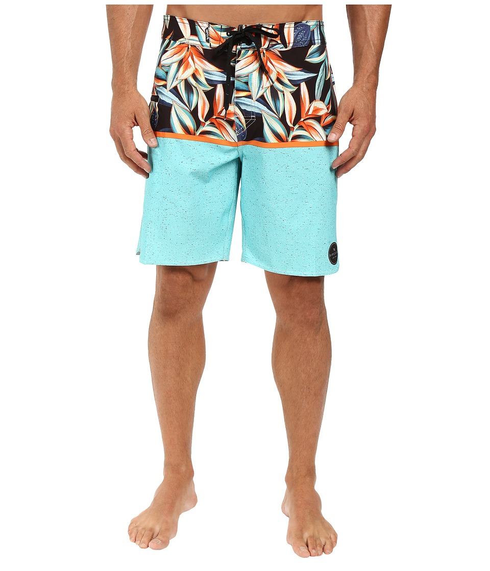 Rip Curl - Mirage Split Boardshorts (Light Blue) Men's Swimwear