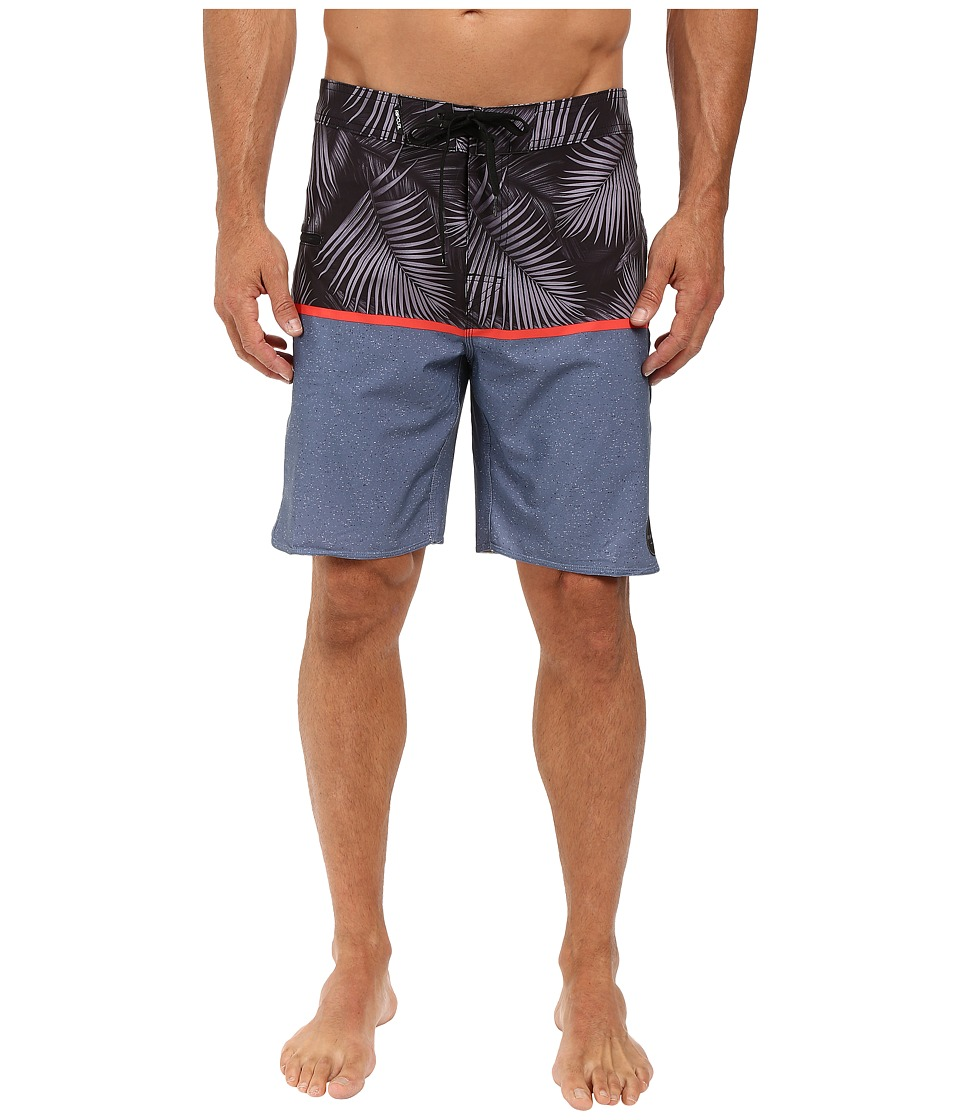 Rip Curl - Mirage Split Boardshorts (Light Grey) Men's Swimwear