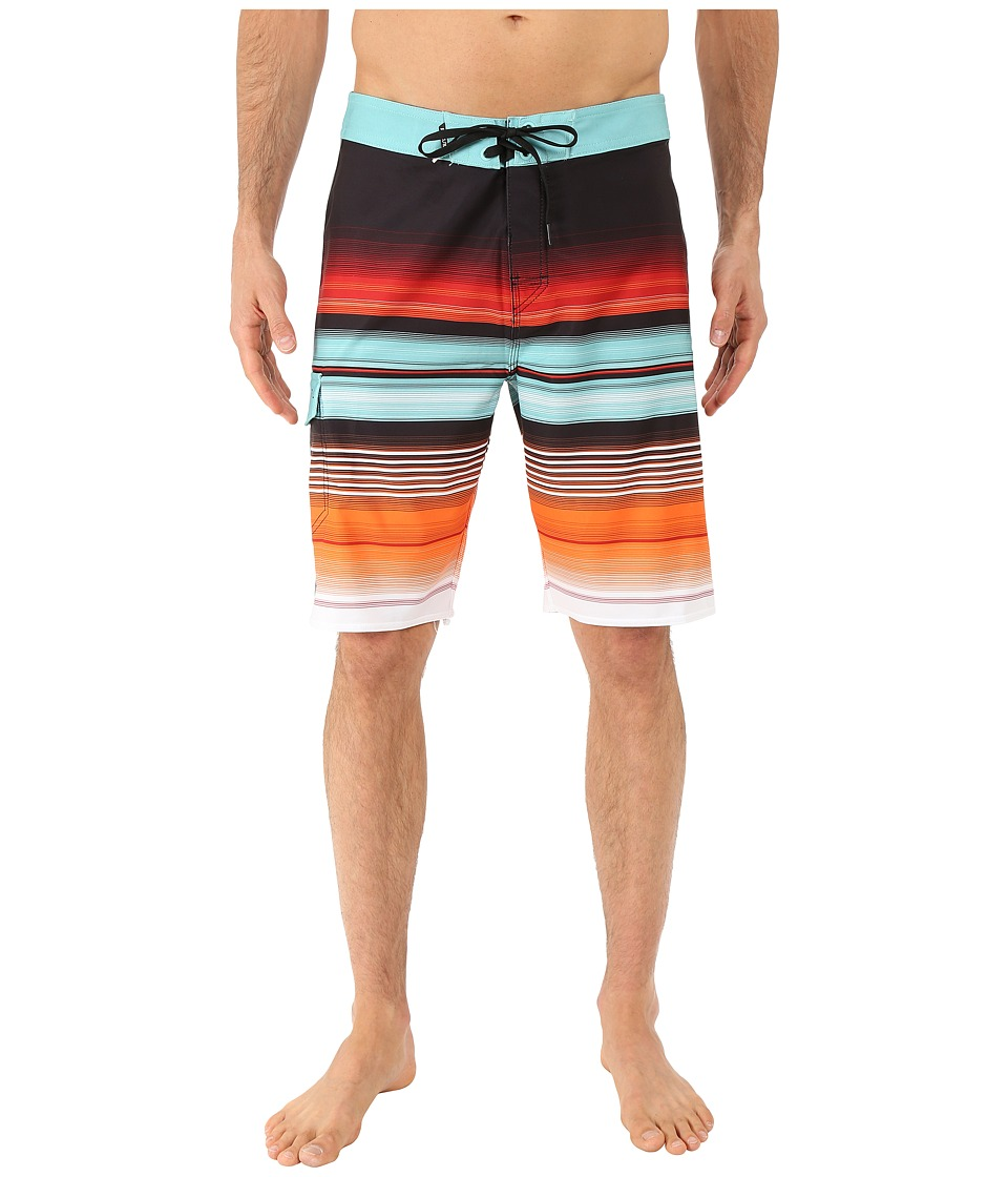 Rip Curl - Overrun Boardshorts (Orange) Men's Swimwear