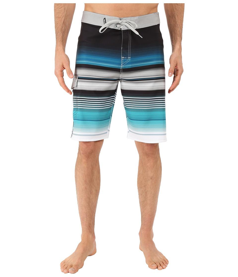 Rip Curl - Overrun Boardshorts (Teal) Men's Swimwear