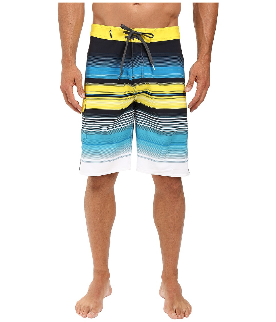 Rip Curl - Overrun Boardshorts (Yellow) Men's Swimwear