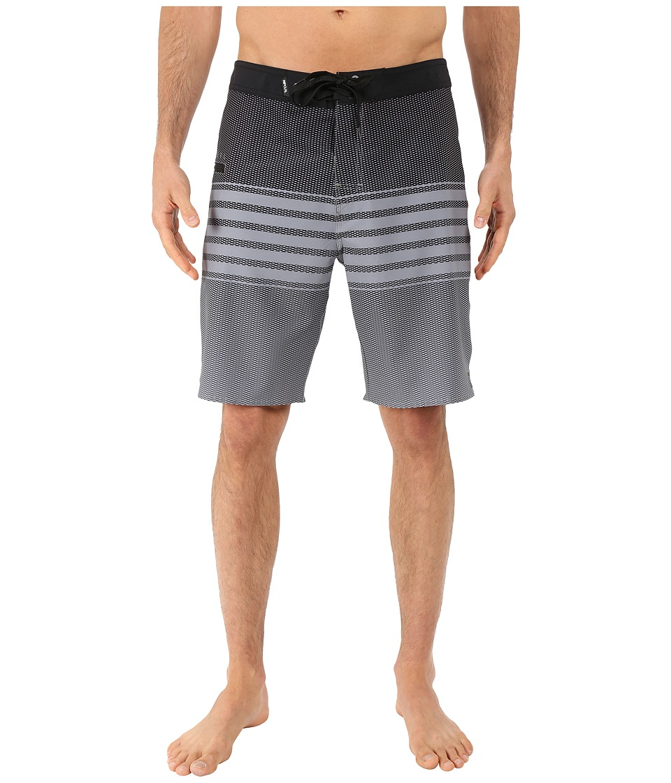 Rip Curl - Mirage Game Boardshorts (Grey) Men's Swimwear