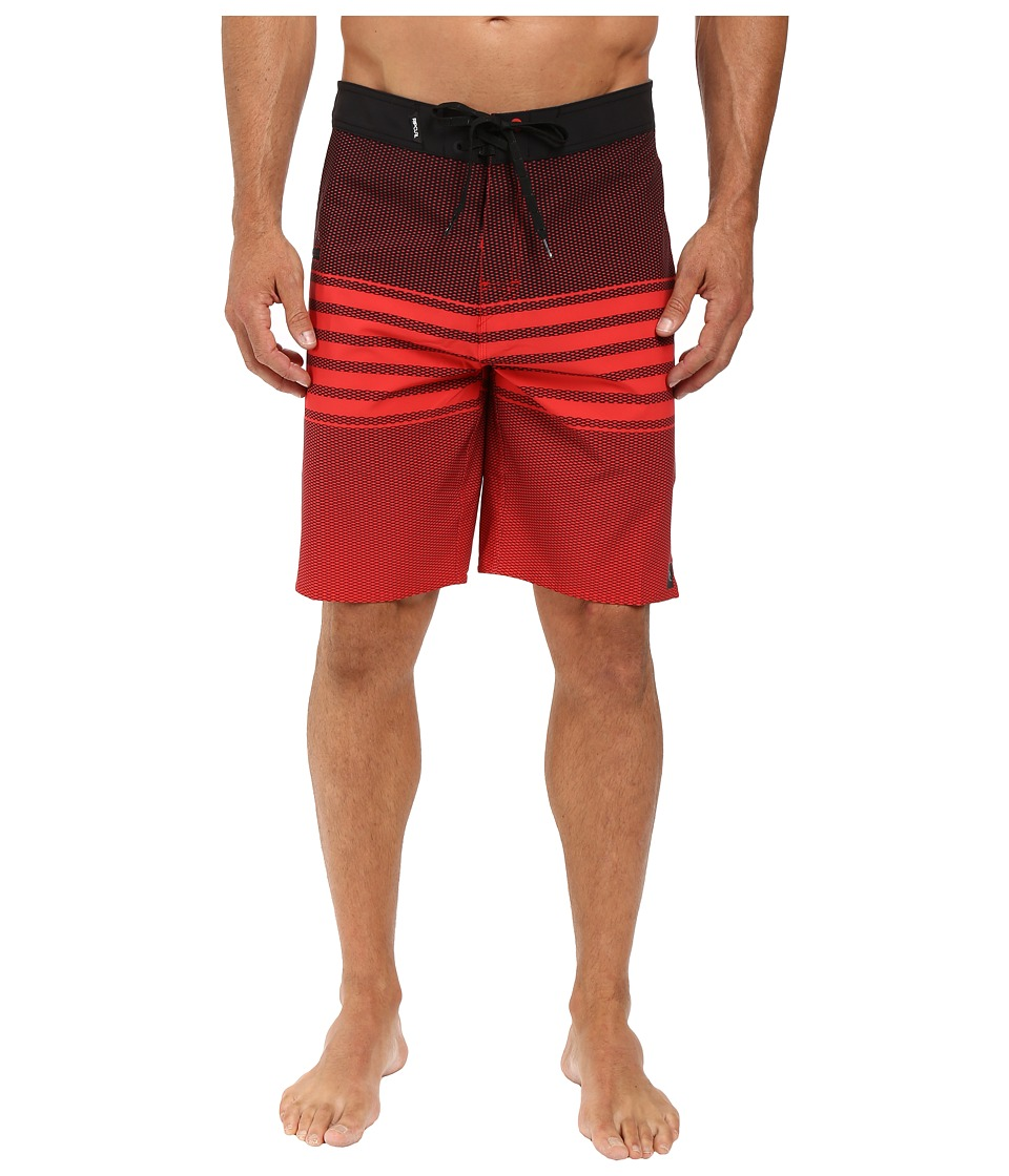 Rip Curl - Mirage Game Boardshorts (Red) Men's Swimwear