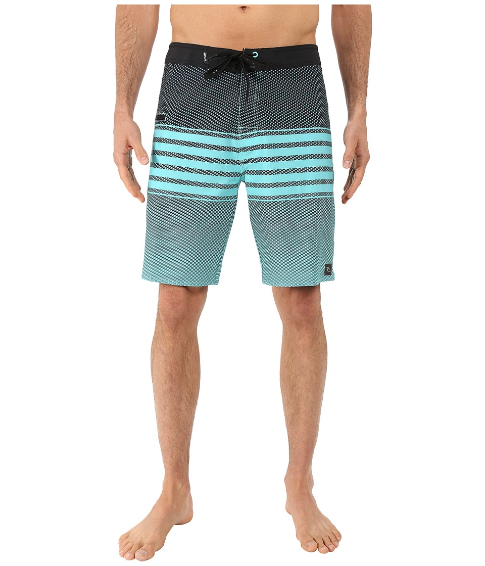 Rip Curl - Mirage Game Boardshorts (Teal) Men's Swimwear