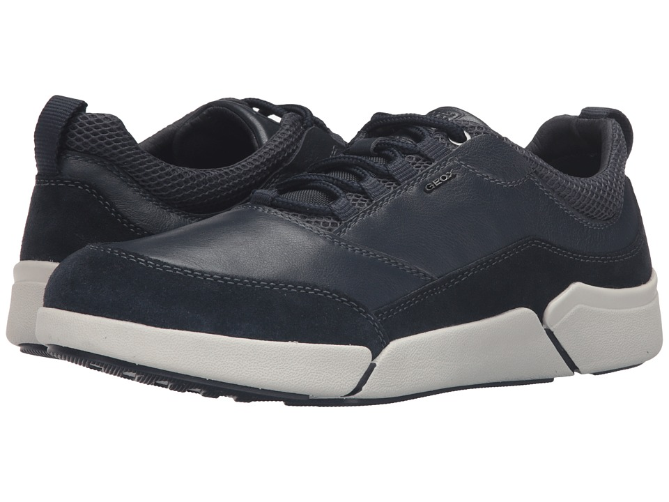 Geox - MAILAND2 (Navy) Men's Shoes