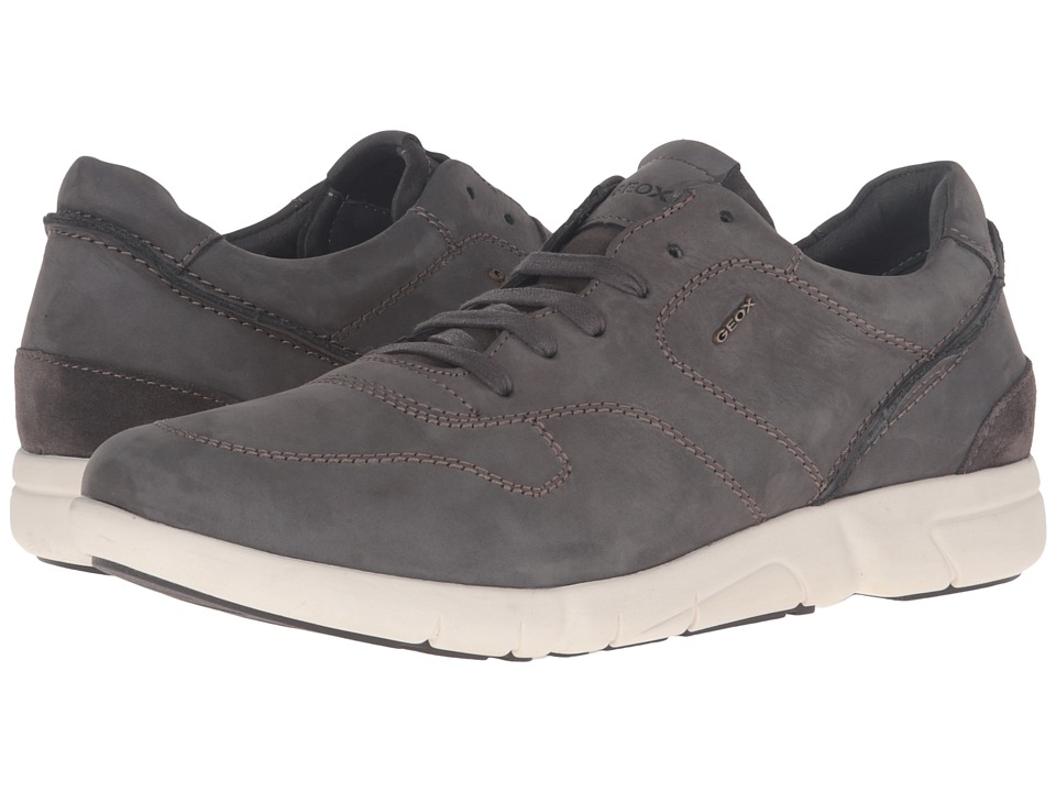 Geox - MBRATTLEY1 (Mud) Men's Shoes