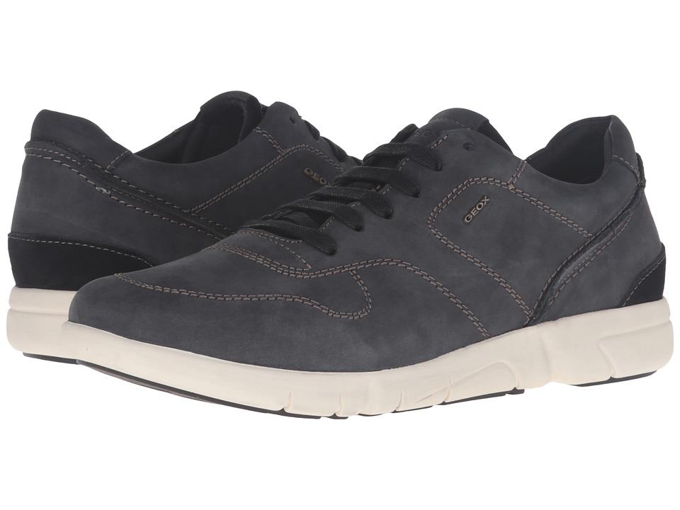Geox - MBRATTLEY1 (Black) Men's Shoes