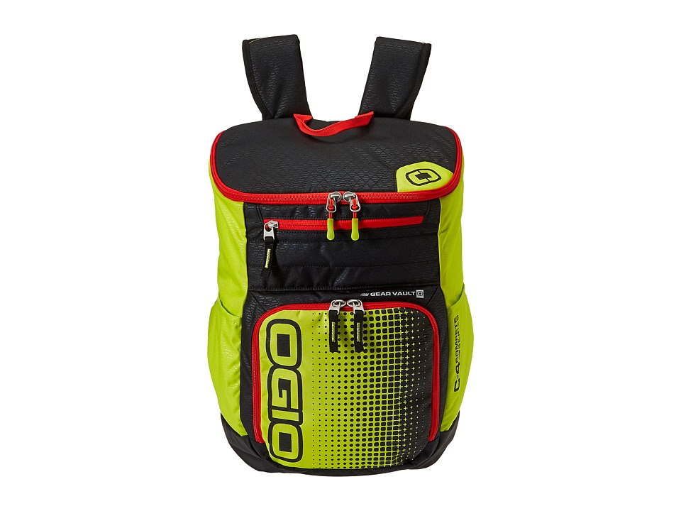 OGIO - C4 Sport Pack (Lime Punch) Backpack Bags