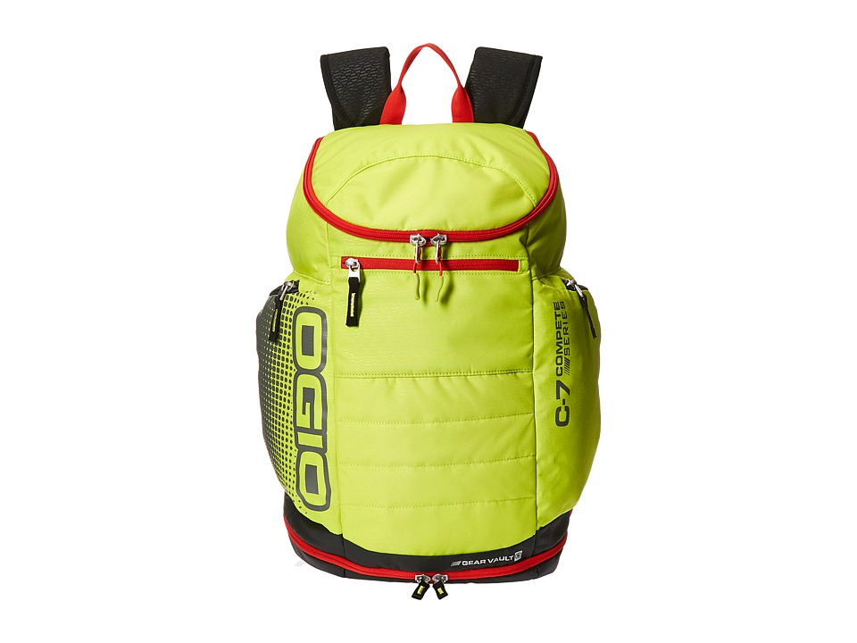 OGIO - C7 Sport Pack (Lime Punch) Backpack Bags