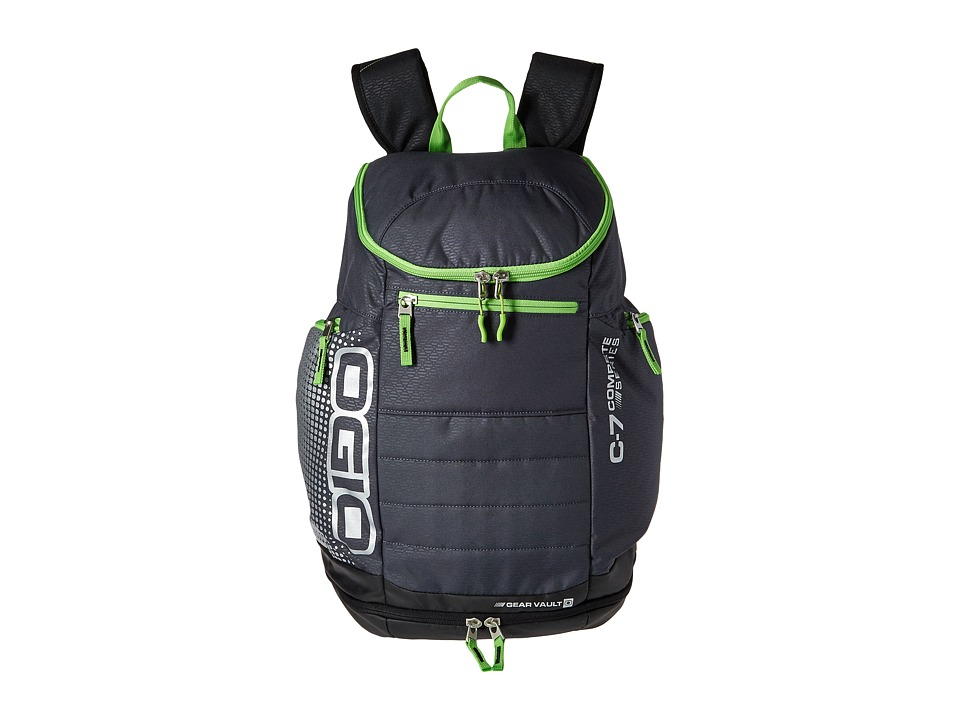 OGIO - C7 Sport Pack (Asphalt) Backpack Bags