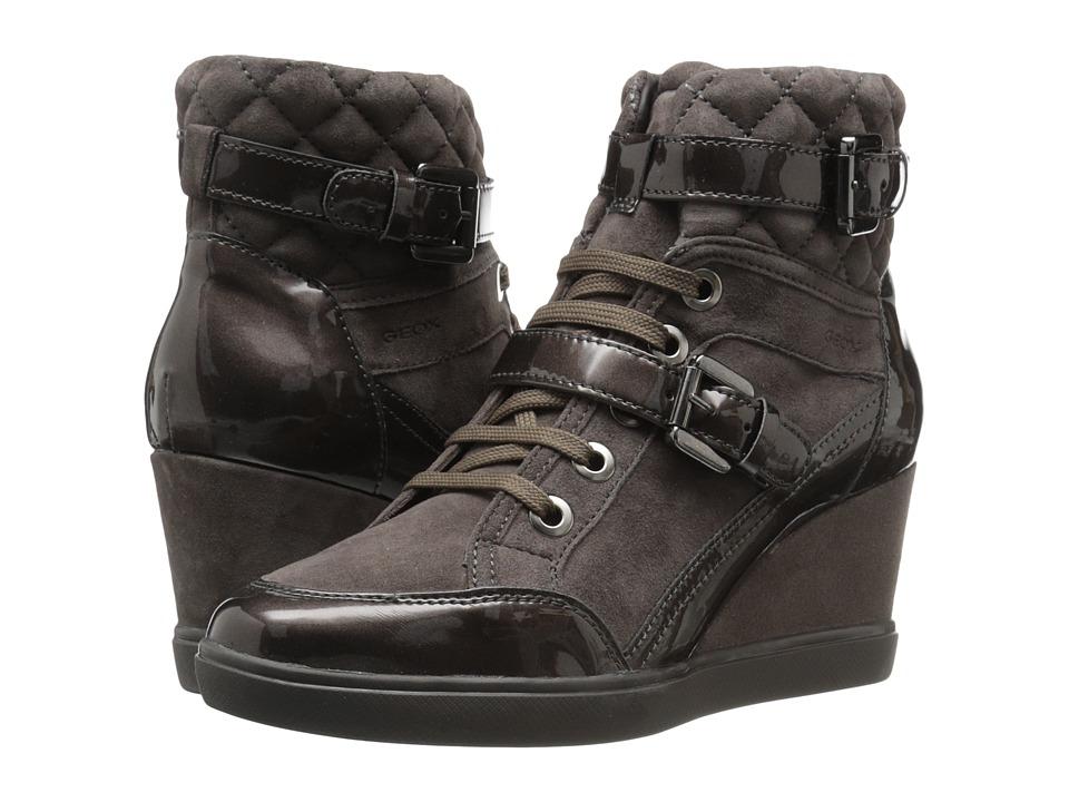 Geox - WELENI27 (Chestnut) Women's Shoes