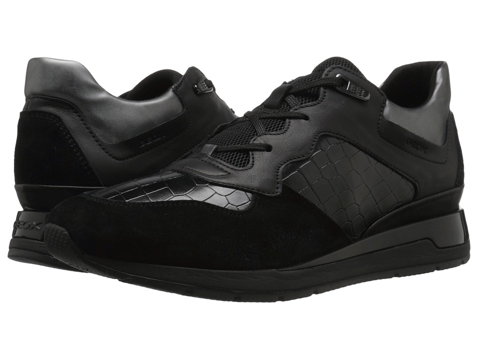 Geox - WSHAHIRA29 (Black) Women's Shoes